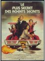 Affiche Le plus secret des agents secrets